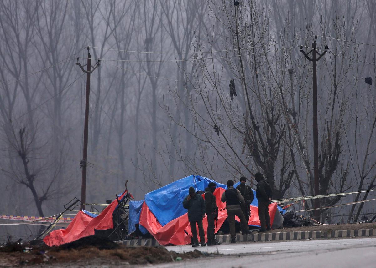 India summons Pakistan envoy over Kashmir attack: Indian government source
