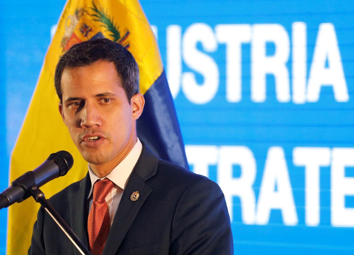 U.S. tells European Union to recognize Guaido as Venezuela president