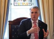 UBS CEO กล่าวว่ากระบวนการอุทธรณ์ของฝรั่งเศสใช้เวลาหลายปี
