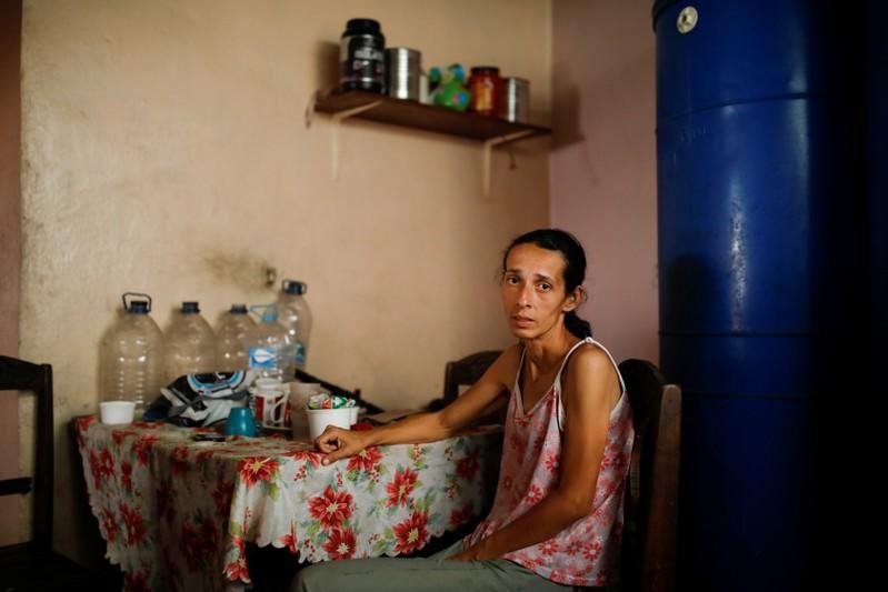 Malnourished Venezuelans hope urgently needed aid arrives soon