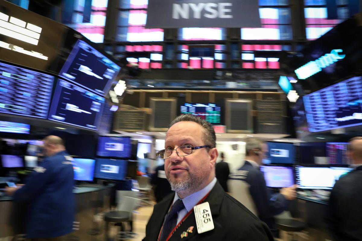 Wall Street climbs as trade hopes power tech shares