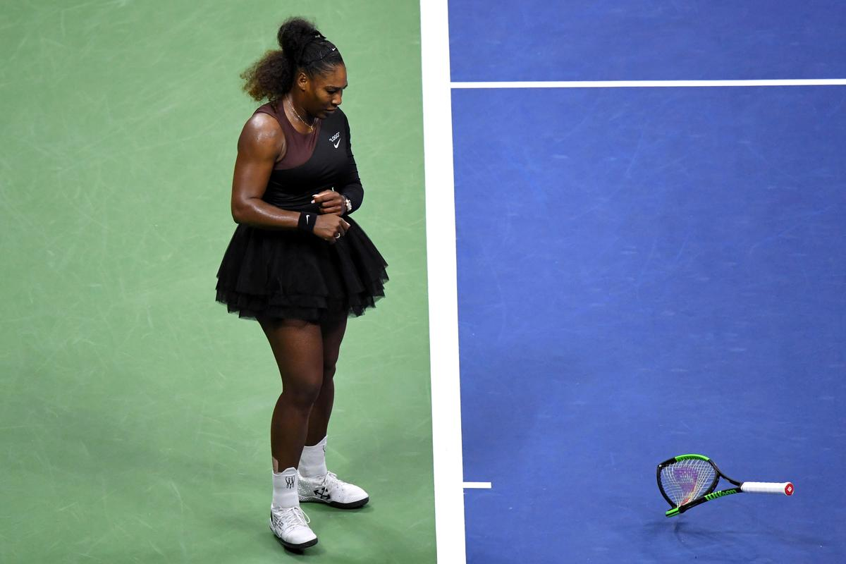 Cartoon of tennis star Serena Williams not racist: Australia watchdog