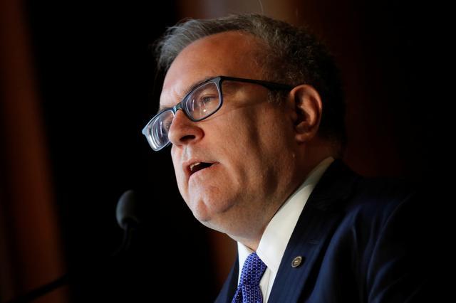 Republican senator opposes Trump EPA pick over climate