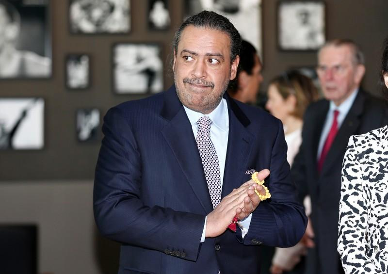 Olympics: Sheikh Ahmad re-elected Asia chief amid Swiss probe