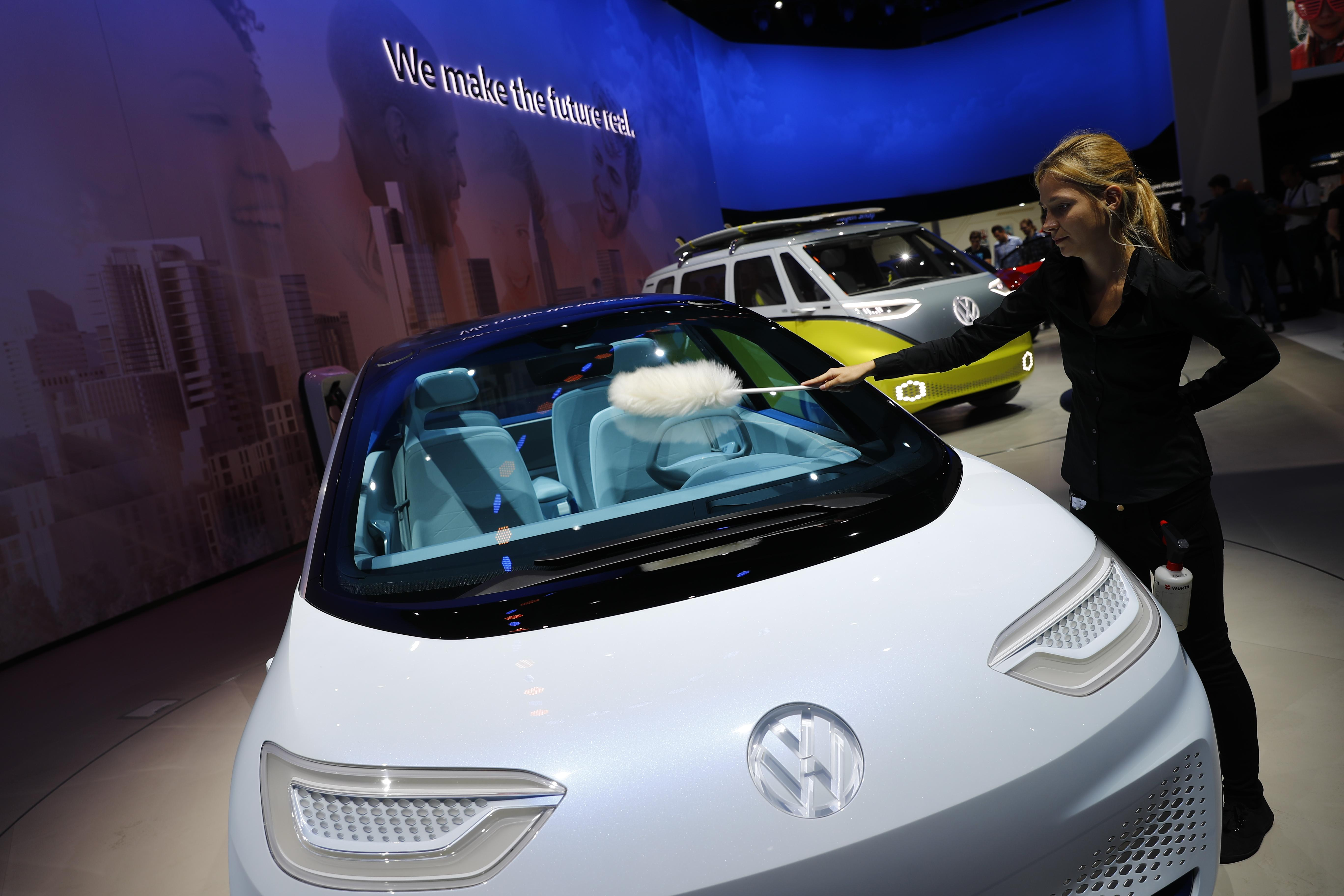 All about that bass: carmakers seek electric car sounds for post