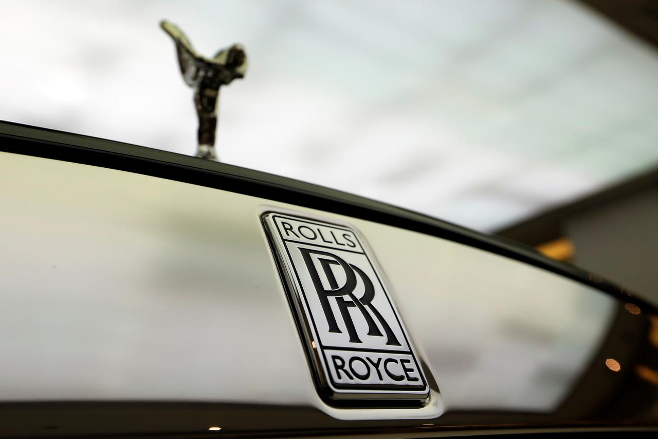 Carmaker Rolls-Royce - Short Brexit delay would make things