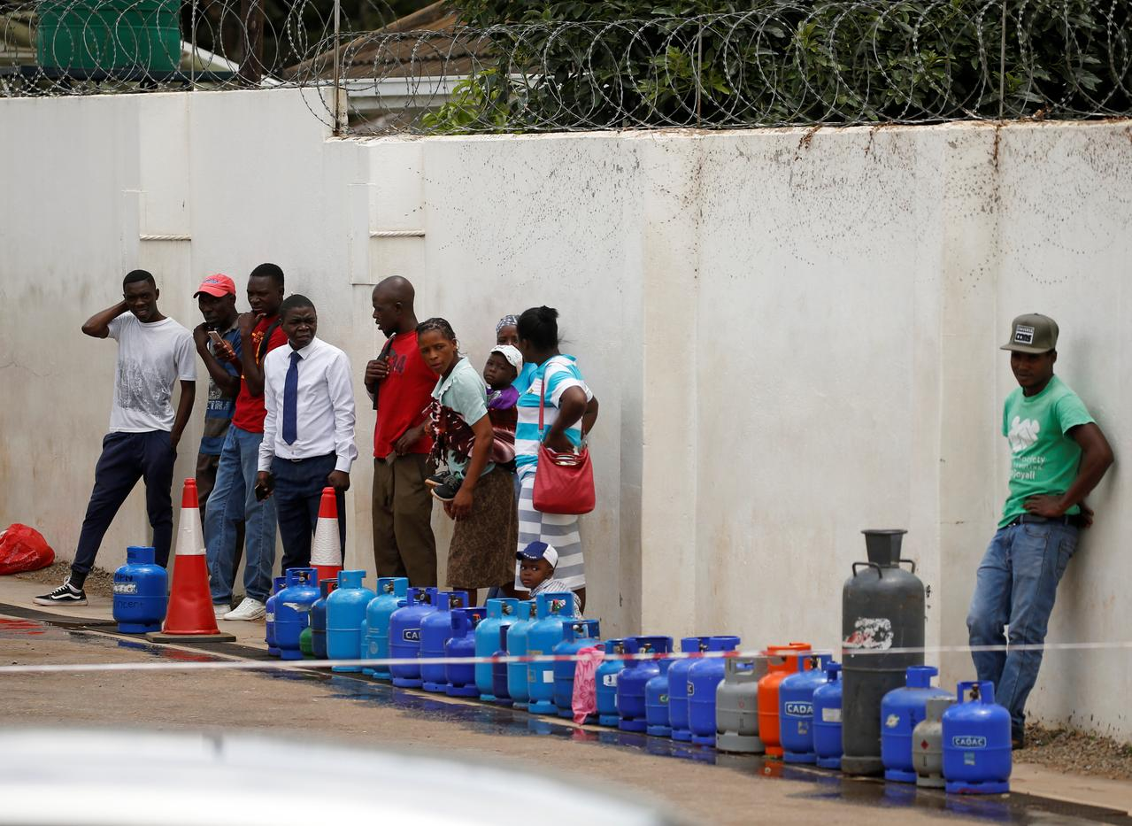 Zimbabwe says rapprochement with West still on despite U.S. sanctions