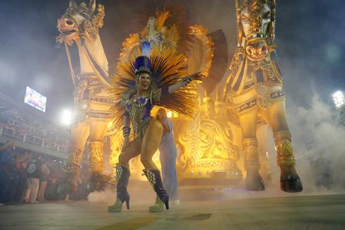 Carnival in Brazil