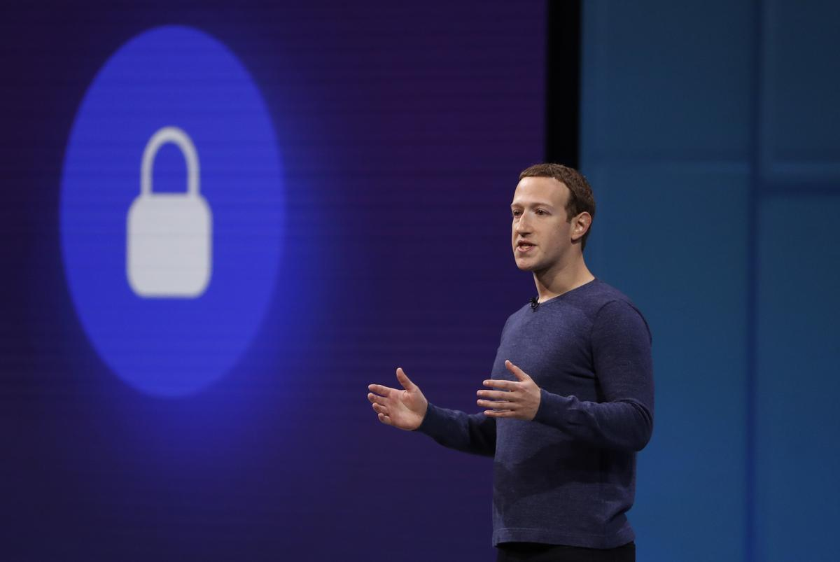 Zuckerberg says Facebook's future is privacy focused