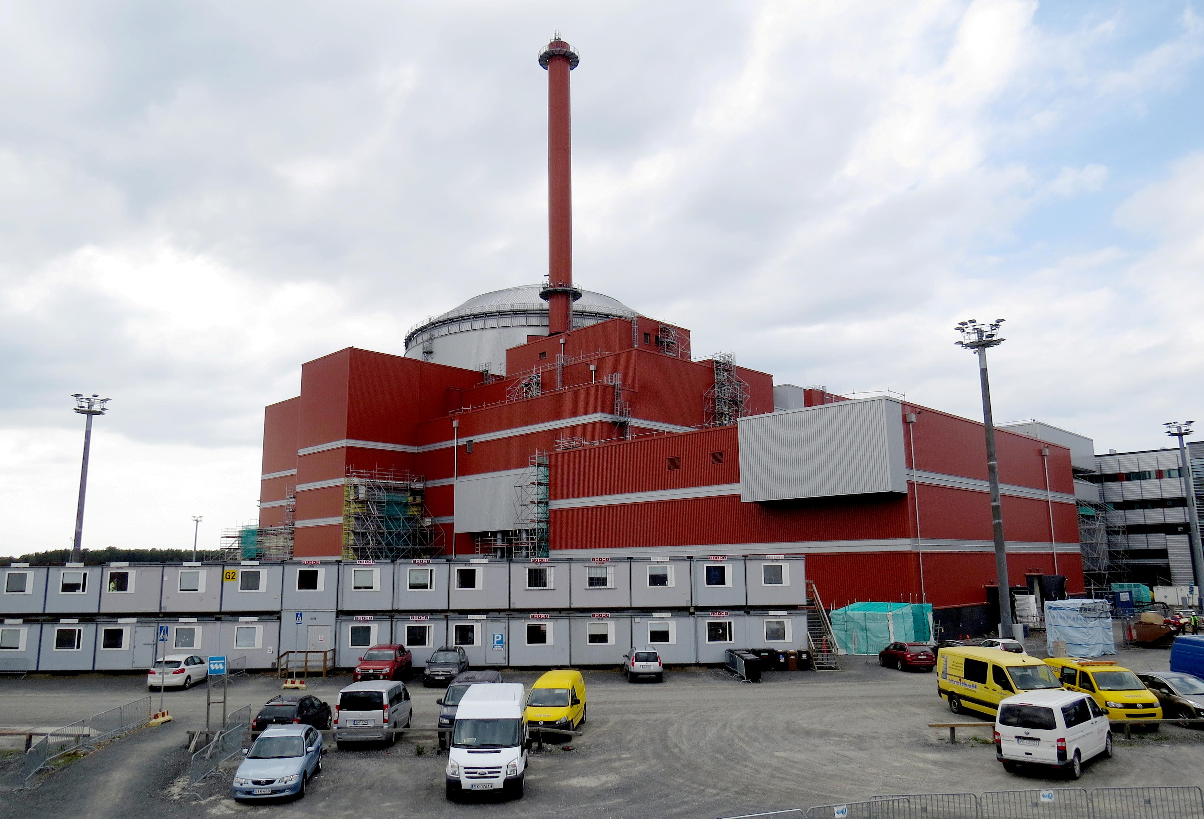 Finland's long-delayed Olkiluoto three nuclear reactor granted operating licence