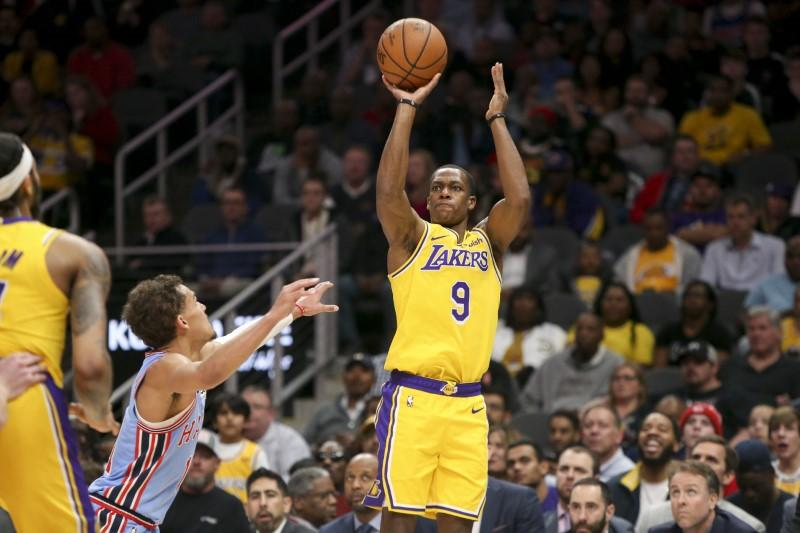Lakers Star Rajon Rondo Compares his Walt Disney Resort Room to a 'Motel 6' as Other NBA Players Complain About the Food Ahead of the Upcoming Season in Florida