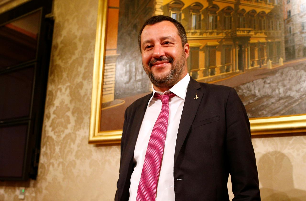 "Image result for salvini italy  ""MARCH 8, 2019"", -interalex"
