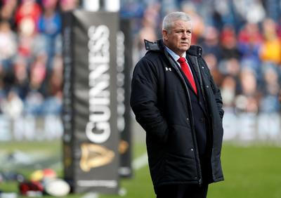 Gatland hails Welsh resilience after week of turmoil