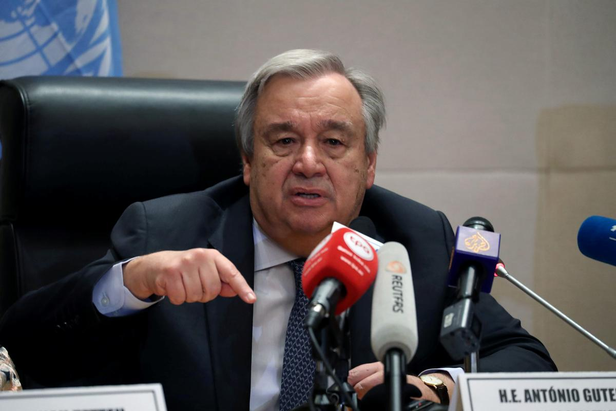 U.N. chief calls for better work in fighting Islamophobia after New...