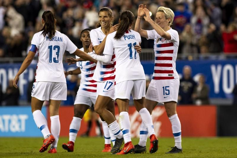 462cb85ac U.S. Soccer Federation defends support for women s team after ...