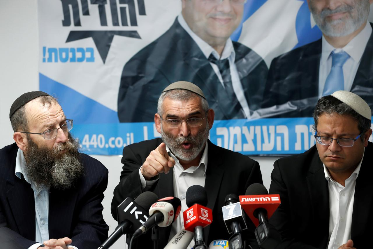 Israel's top court disqualifies far-rightist, approves Arab