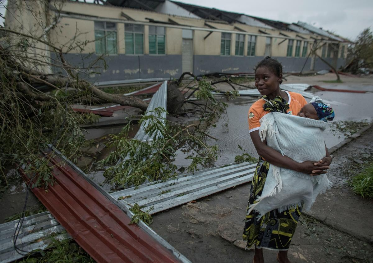Mozambique death toll at 217 after cyclone: government minister