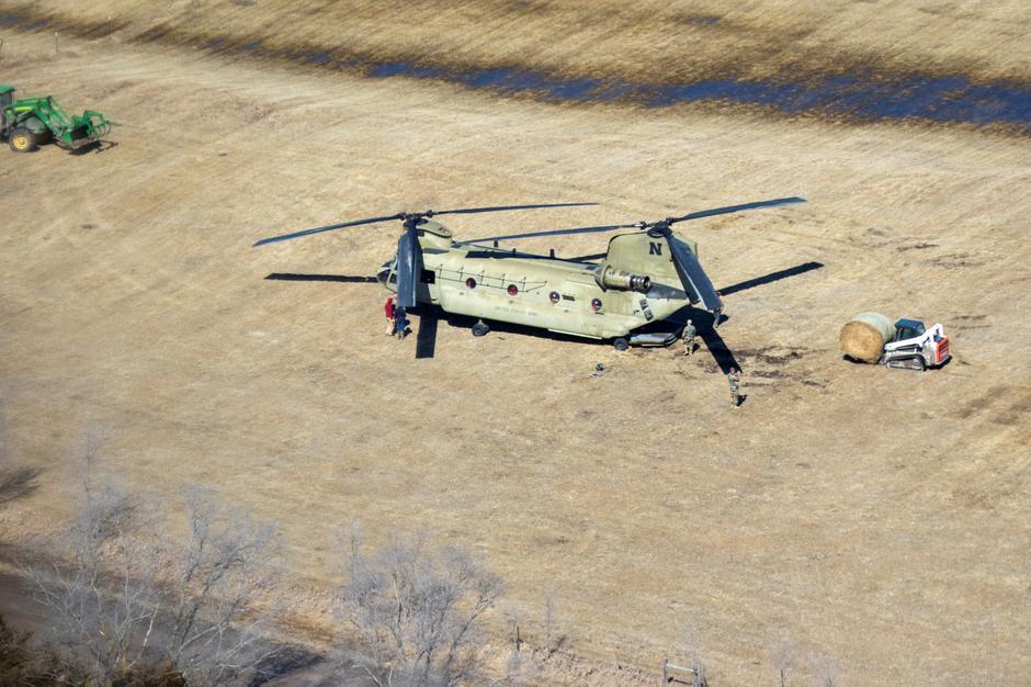 U S  farmers face devastation following Midwest floods - Reuters