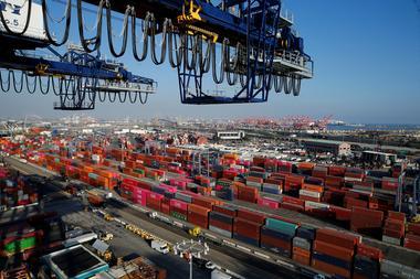 焦点:特朗普称可能同中国达成贸易协议 保留关税并不表示谈判陷入困境