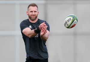 All Blacks captain Read ready to return for the Crusaders