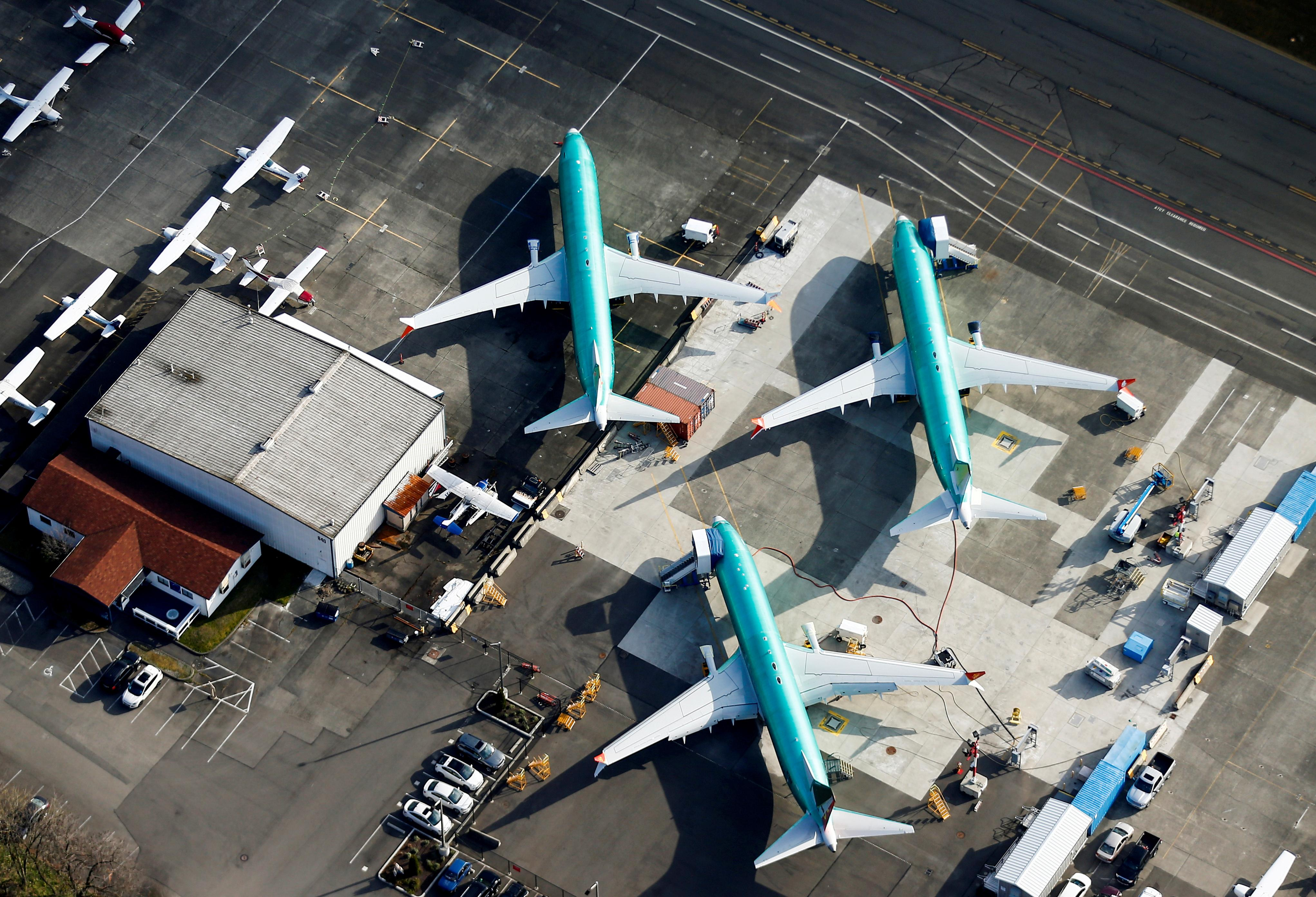 Boeing readies 737 MAX software fix as families wait for