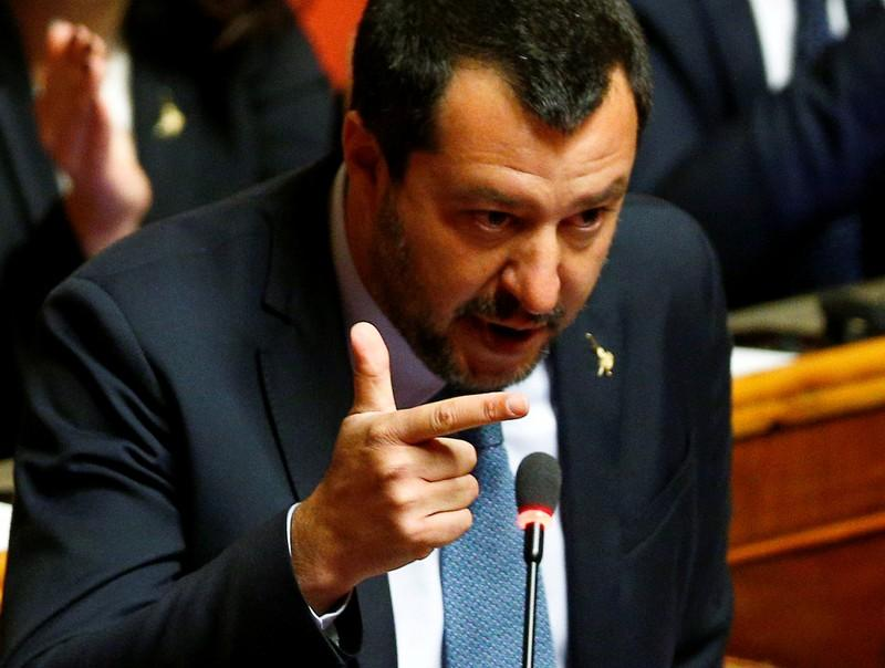 Italy relaxes law on shooting robbers in win for Salvini