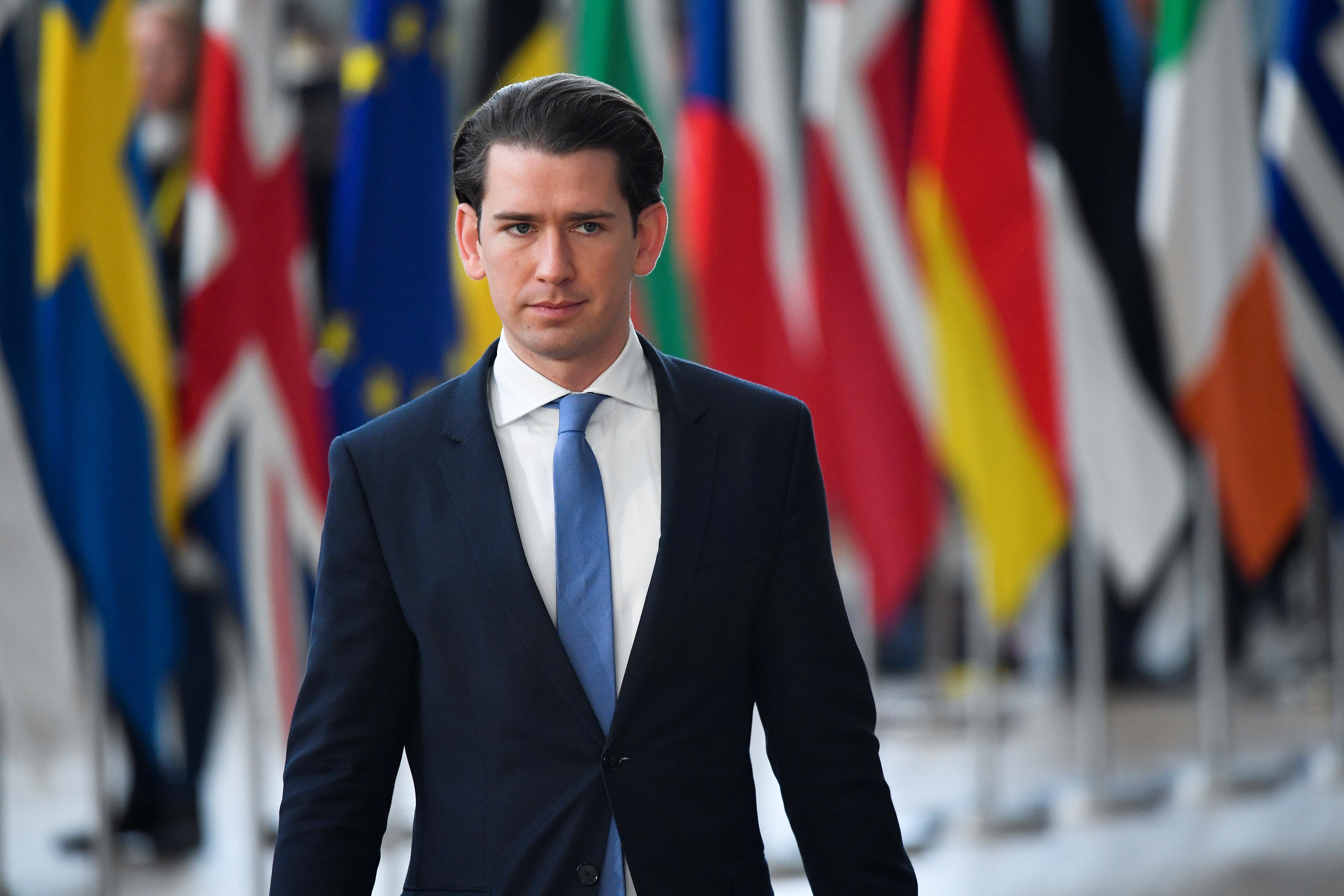 Exhausting Brexit will happen if no new British concept - Austria's Kurz