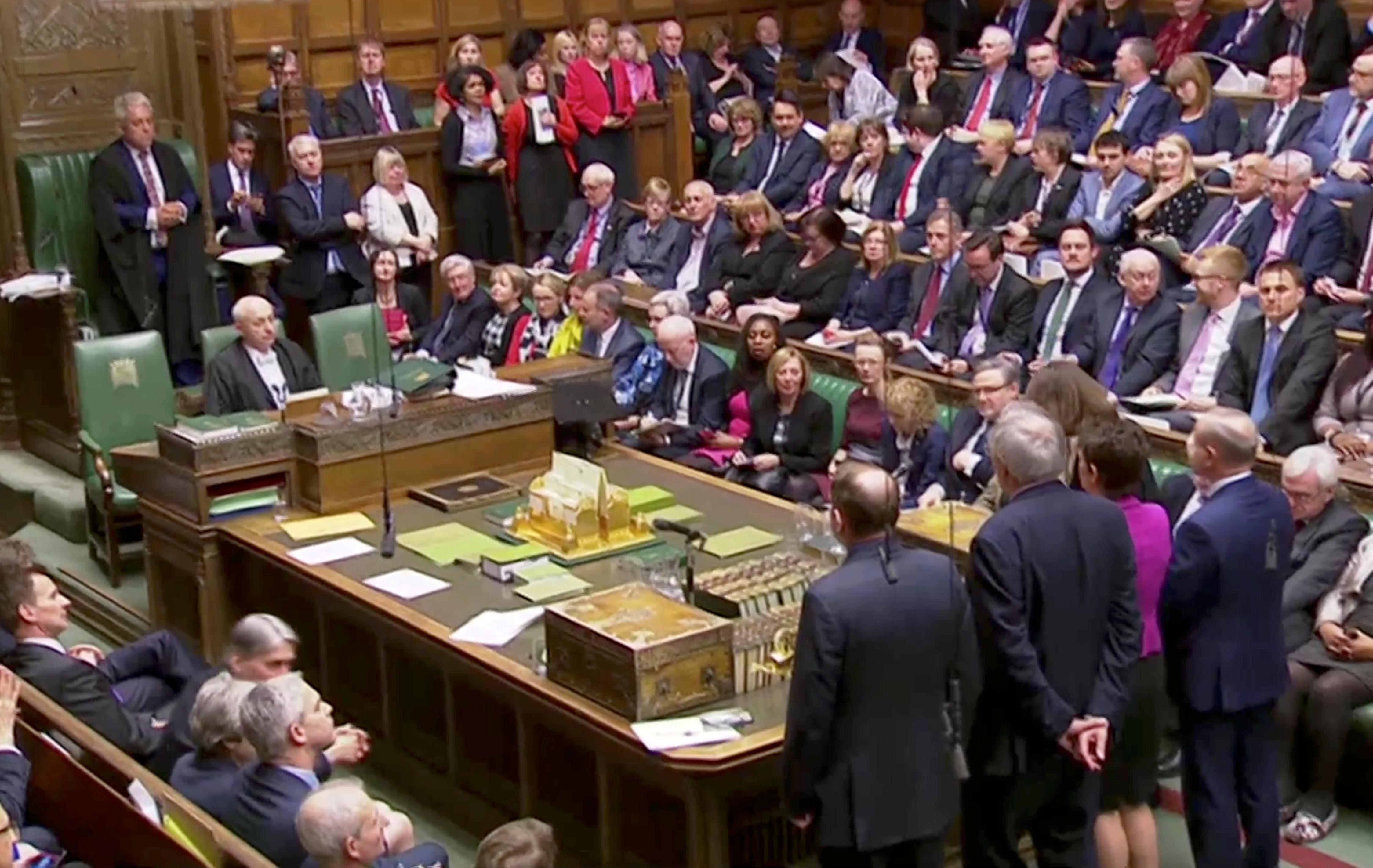 Factbox: Brexit just a few preference over again - How will UK parliament's indicative votes work?