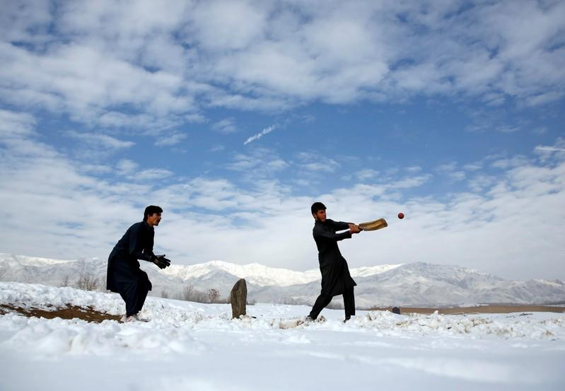 Swapping Kalashnikovs for bat and pads: Afghan cricket, the