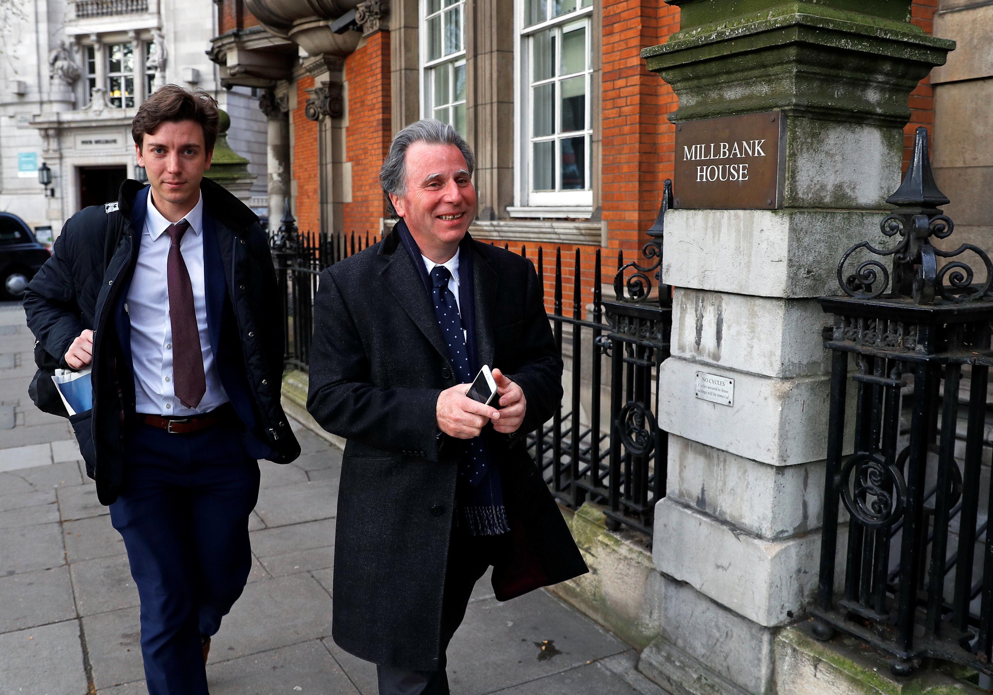 Labour's Corbyn is any individual we are able to quit industrial with on Brexit - Conservative lawmaker Letwin
