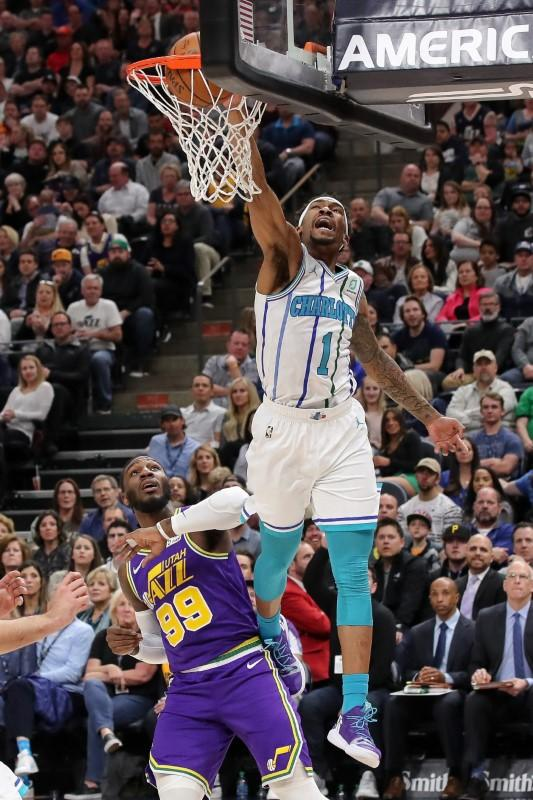 Hornets to join NBA2K in 2020 - Reuters