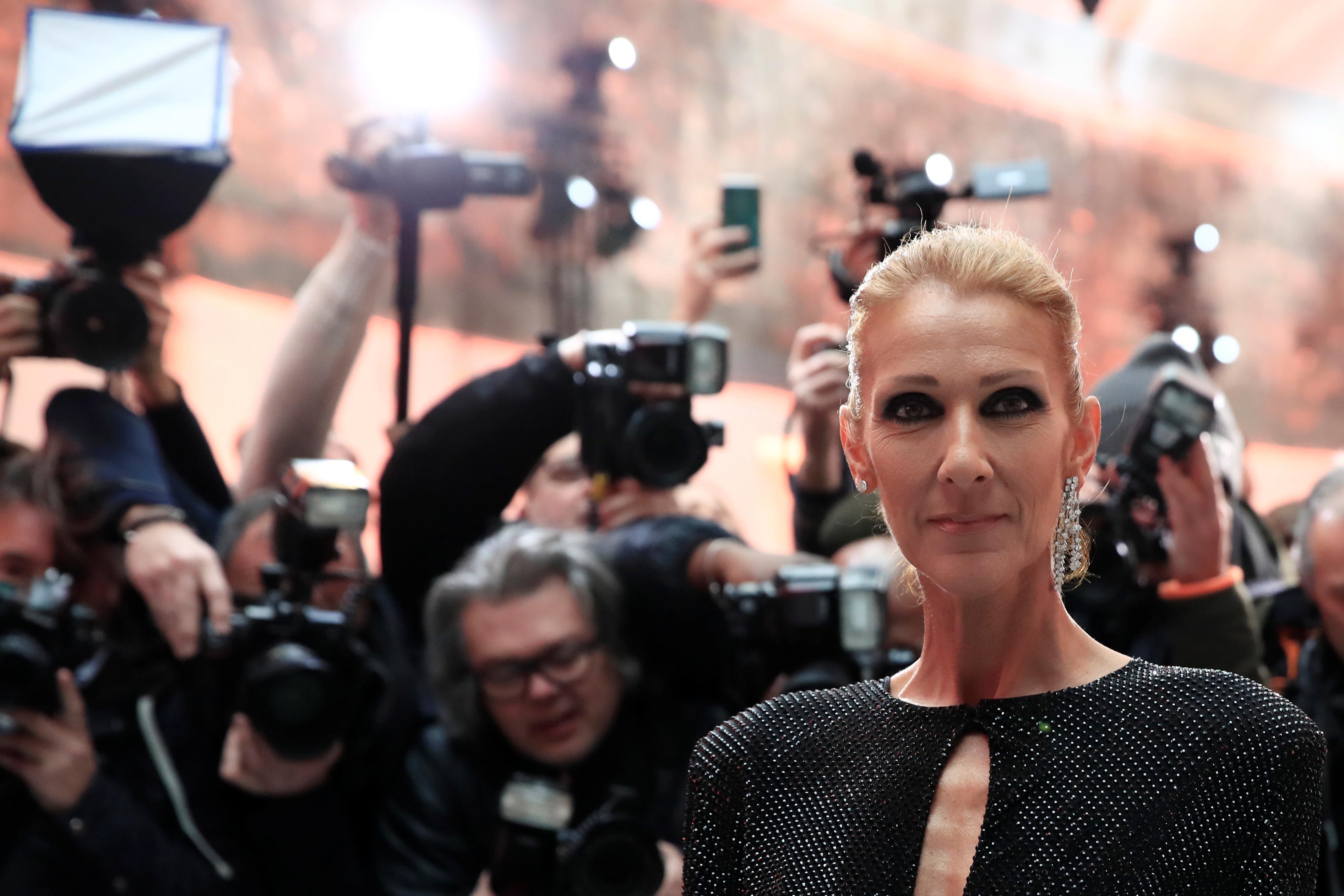 Celine Dion announces 'Courage' world tour and new album - Reuters