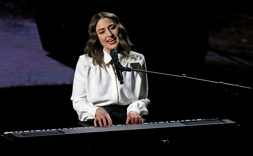 Image result for Sara Bareilles: 'I wrote love songs about the Obamas'