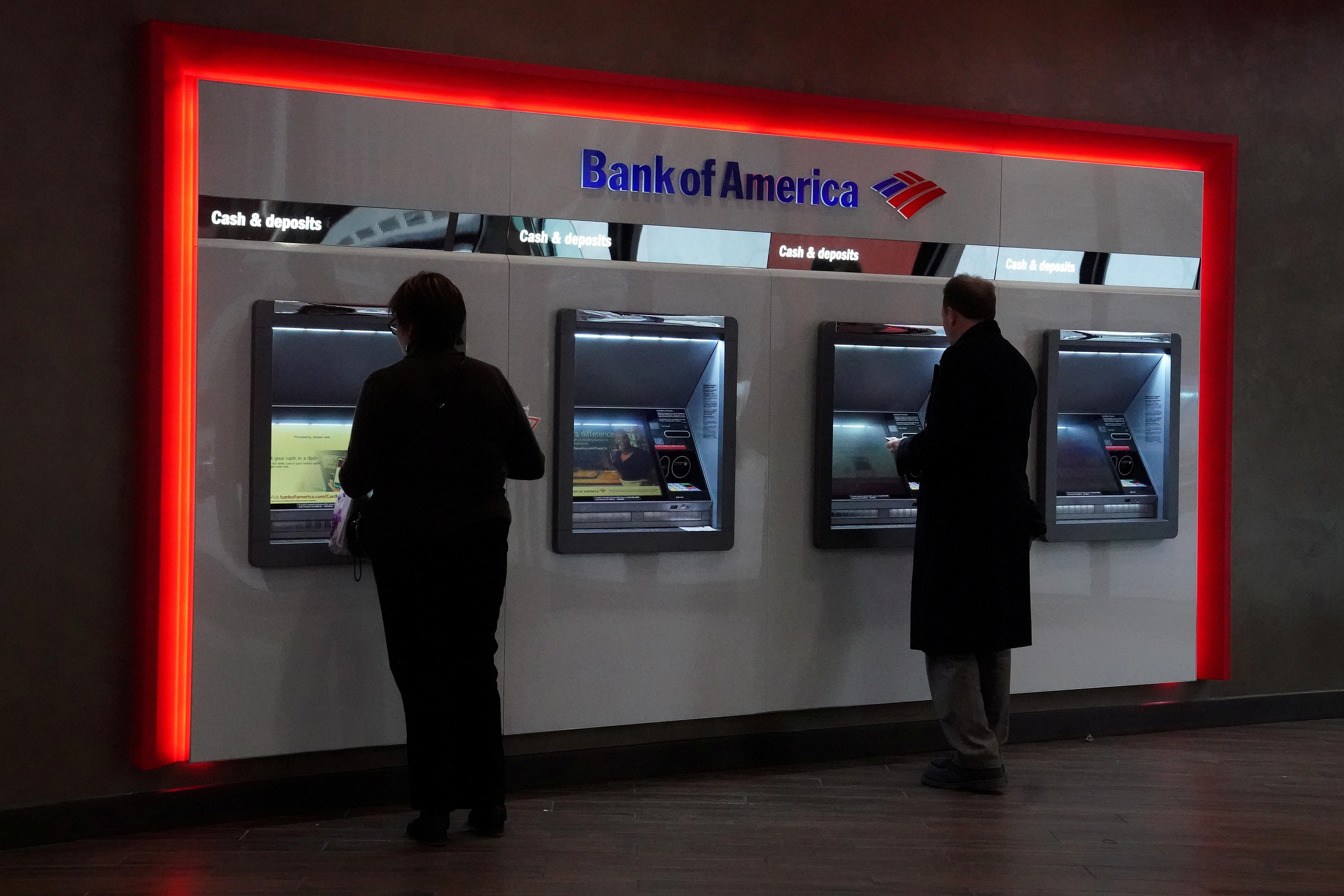 Bank of America ramps up branch modernization - Reuters