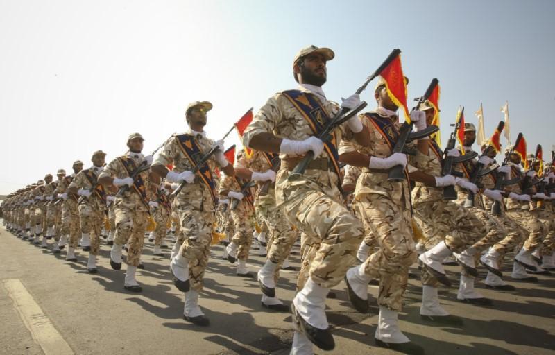 U.S. to designate elite Iranian force as terrorist organization
