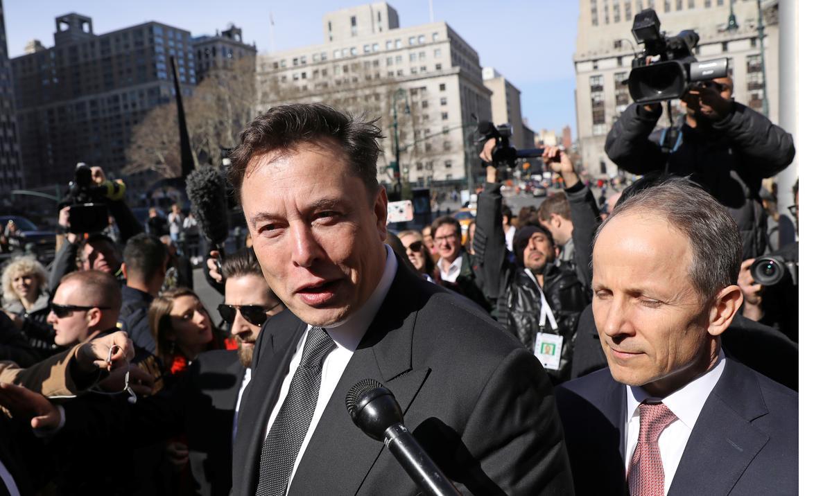 SEC Steps on Tesla 'Reasonable' to Prevent Problems: Commissioner
