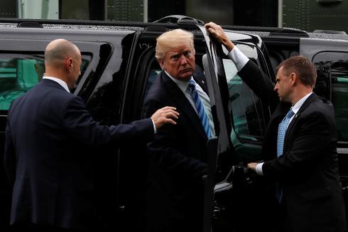 President Trump's Secret Service
