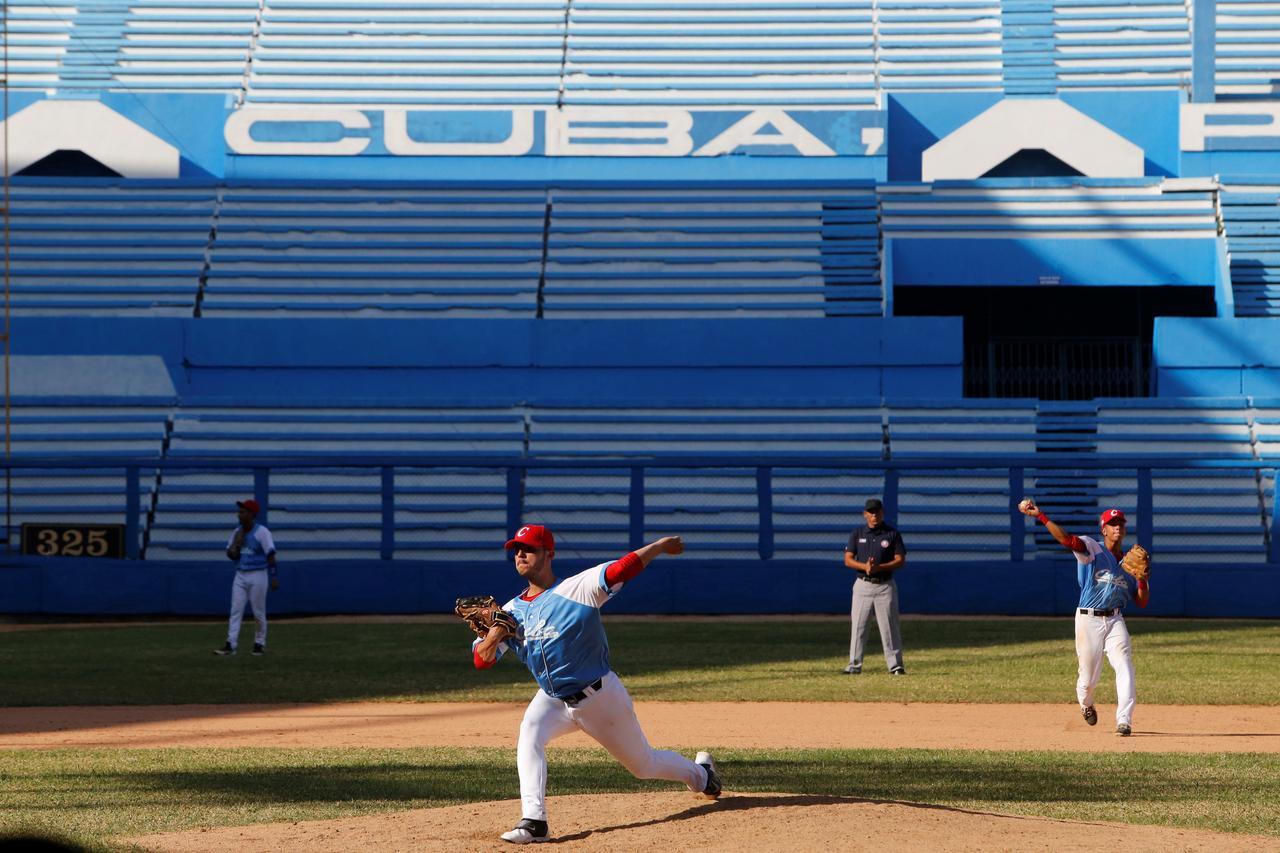 9ae9886971d U.S. nixes deal for Major League Baseball to sign Cuban players ...
