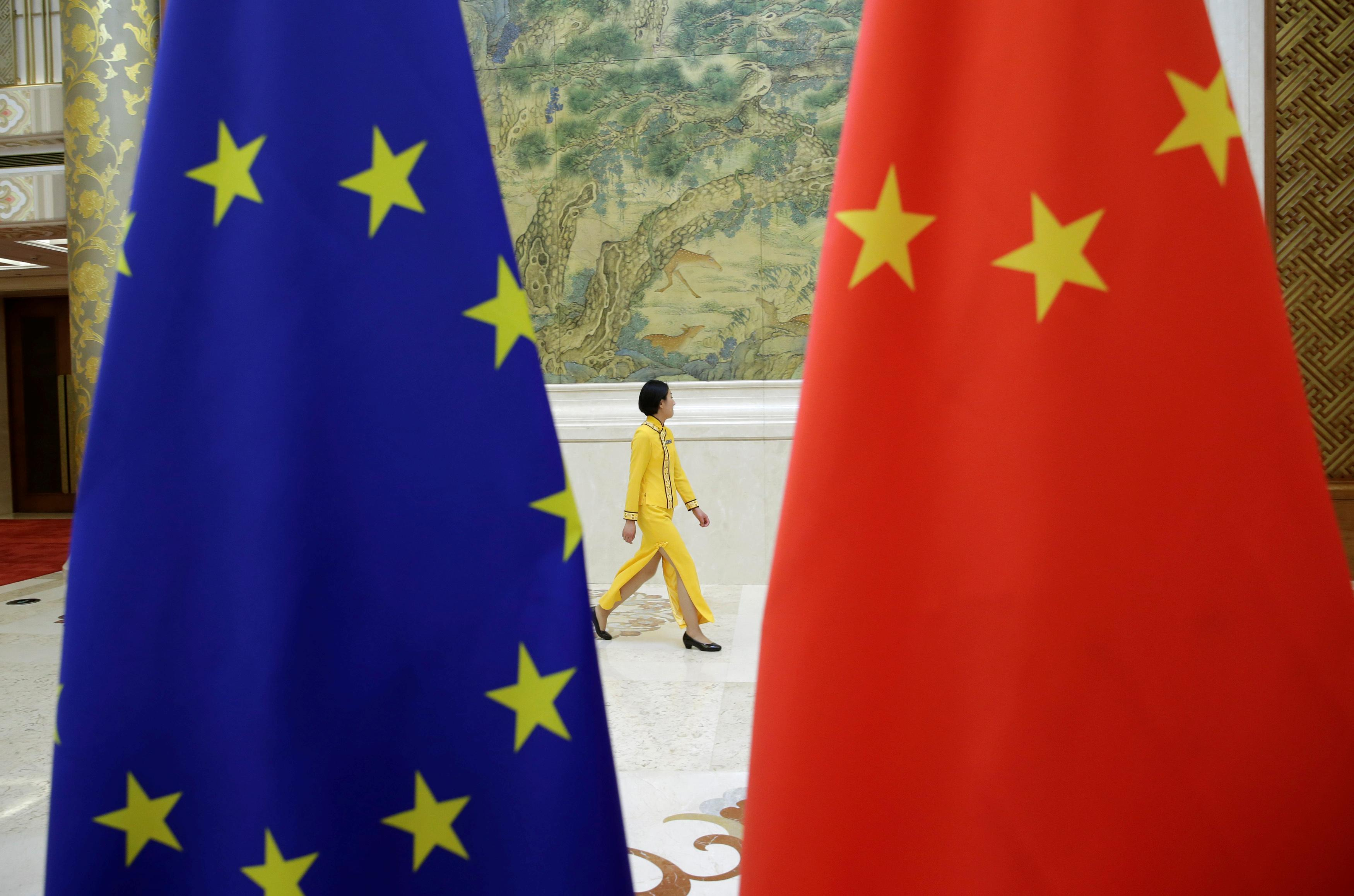 China agrees to discuss state subsidies to firms to allay EU concerns