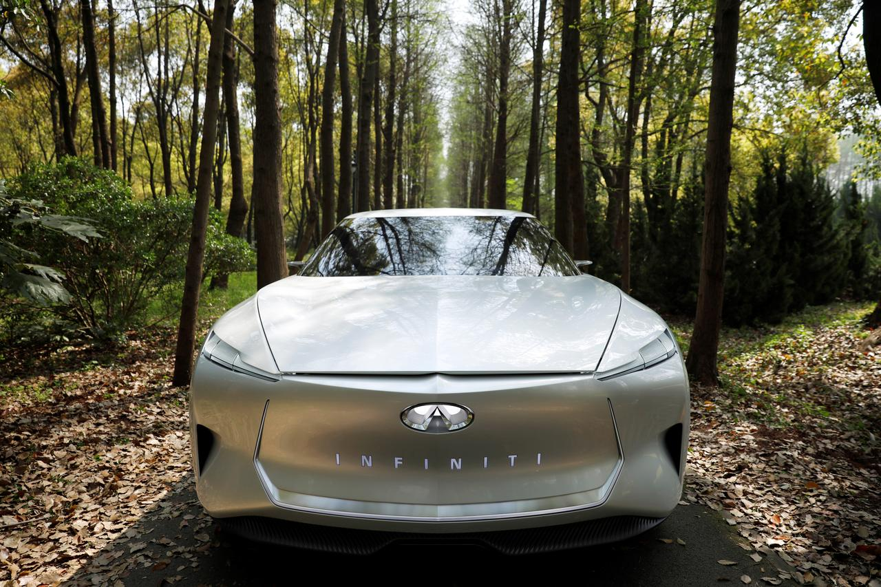 Where Is Nissan Made >> Nissan Brand Infiniti Aims To Launch First Electric Car In Three