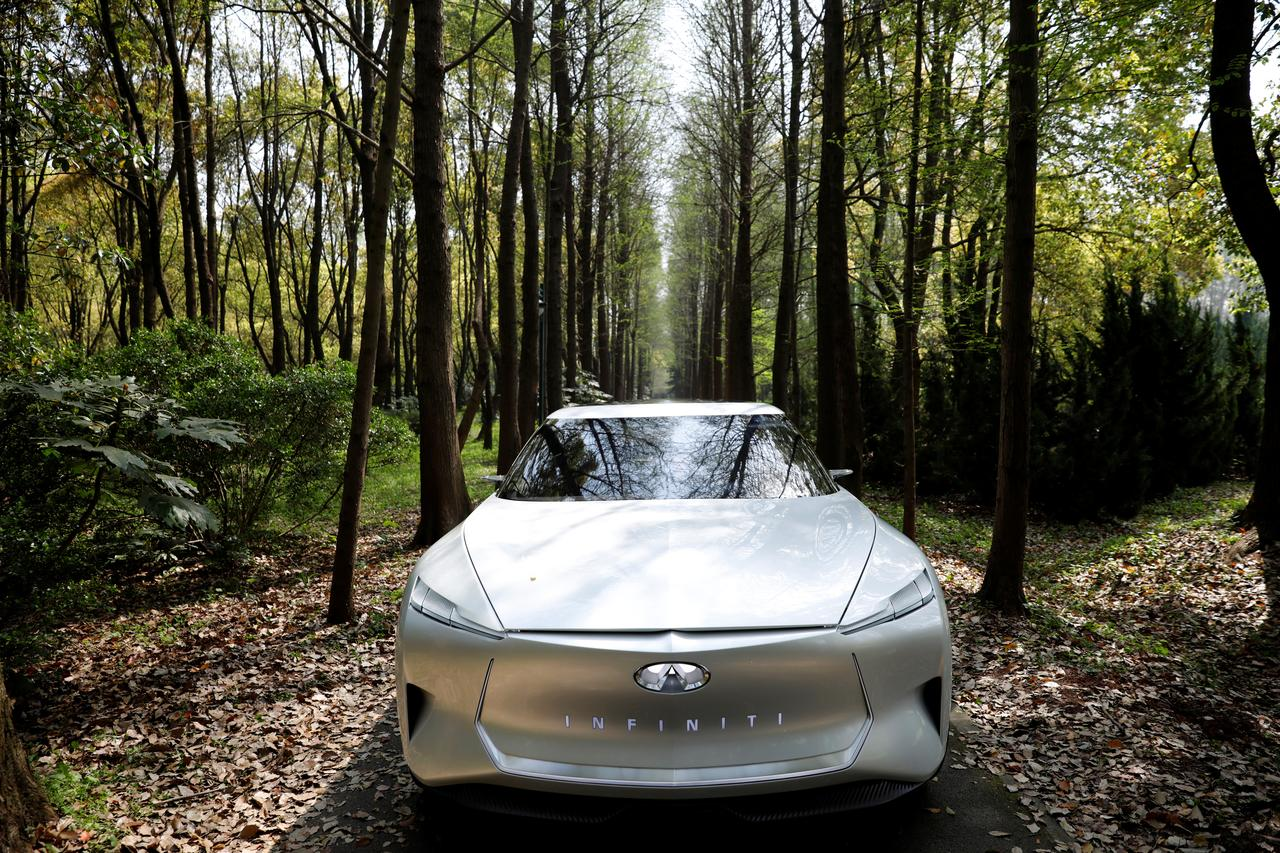 Nissan Brand Infiniti Aims To Launch First Electric Car In Three Years Made China