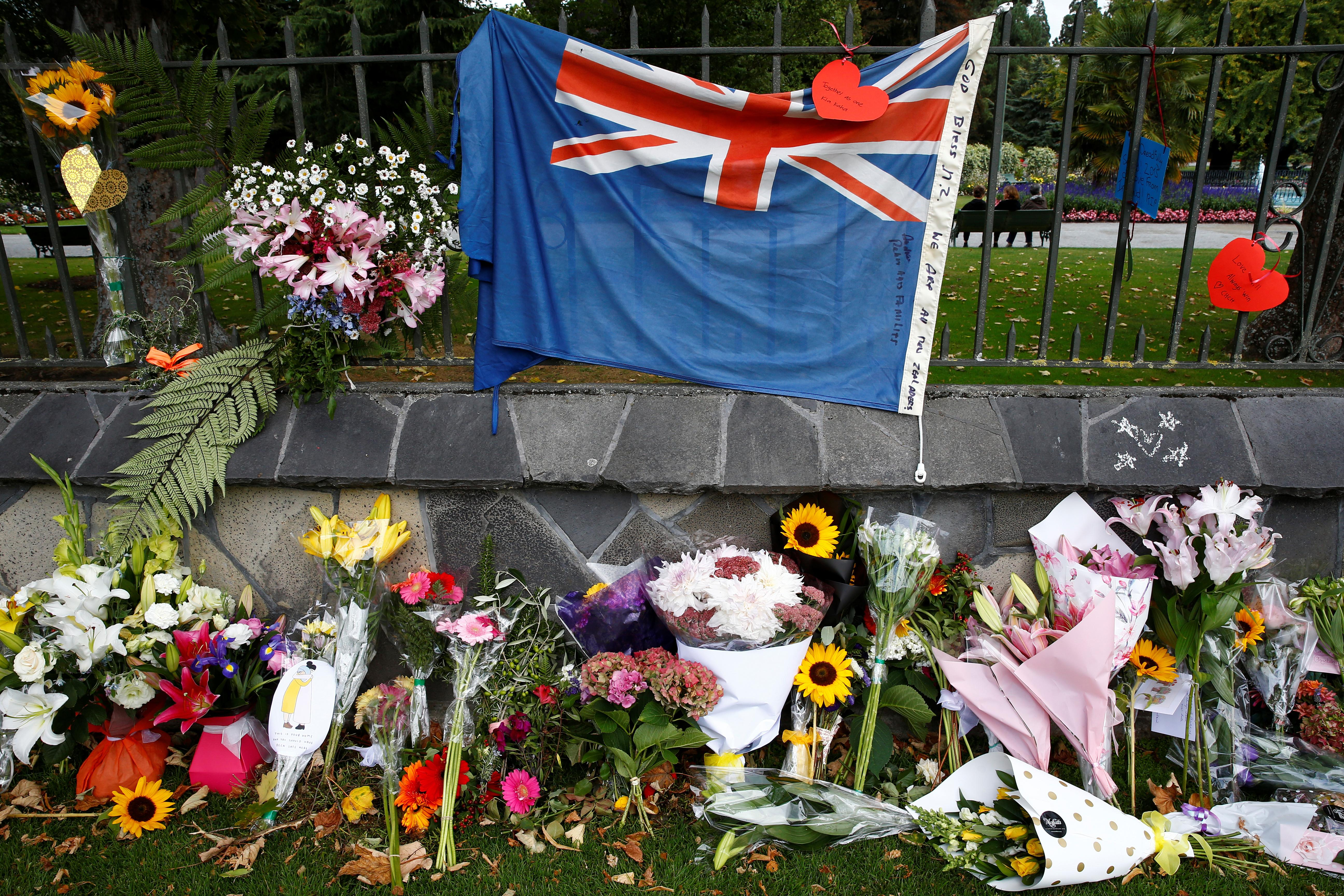 New Zealand votes to amend gun laws after Christchurch