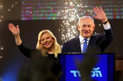 Israel's Netanyahu wins re-election