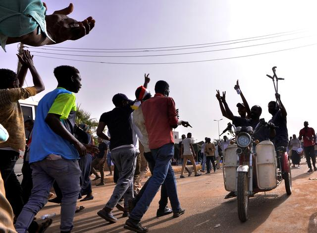 Eleven killed in Sudan protests including six 'state forces