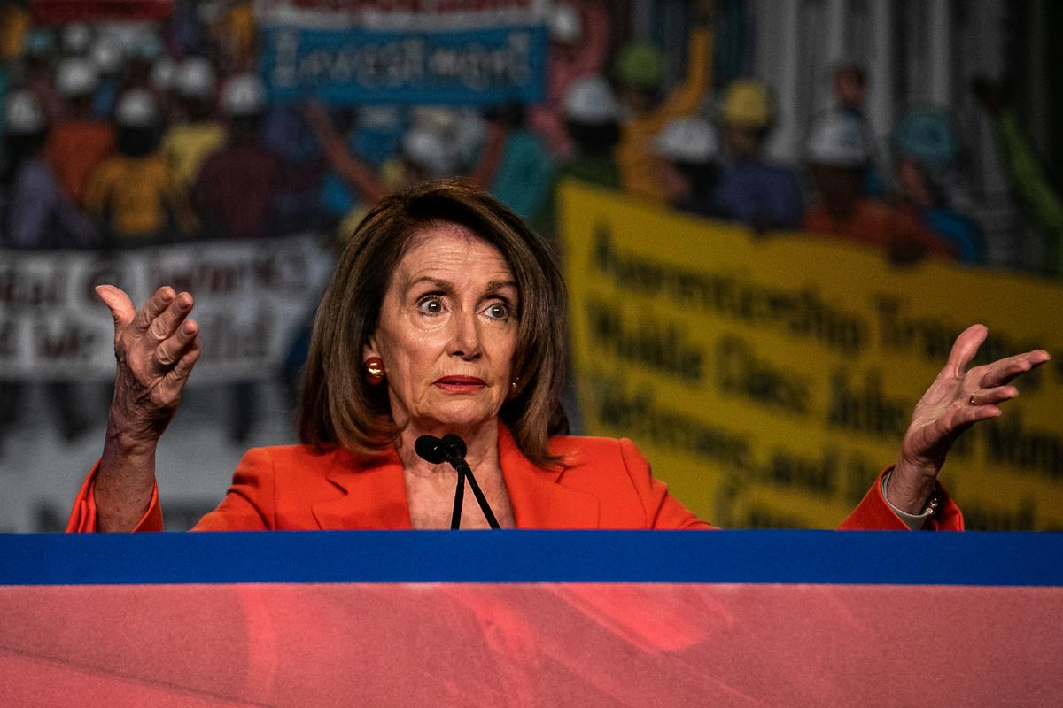 Pelosi: Attorney General Barr 'off the rails' on Mueller report