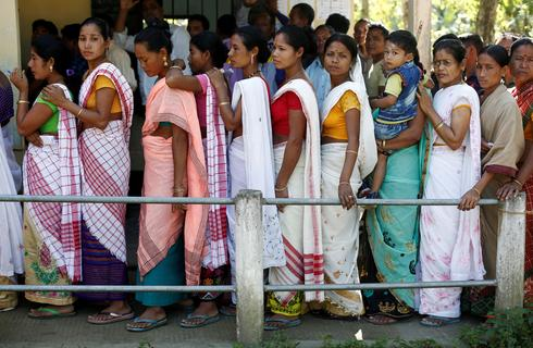 India votes in world's biggest election