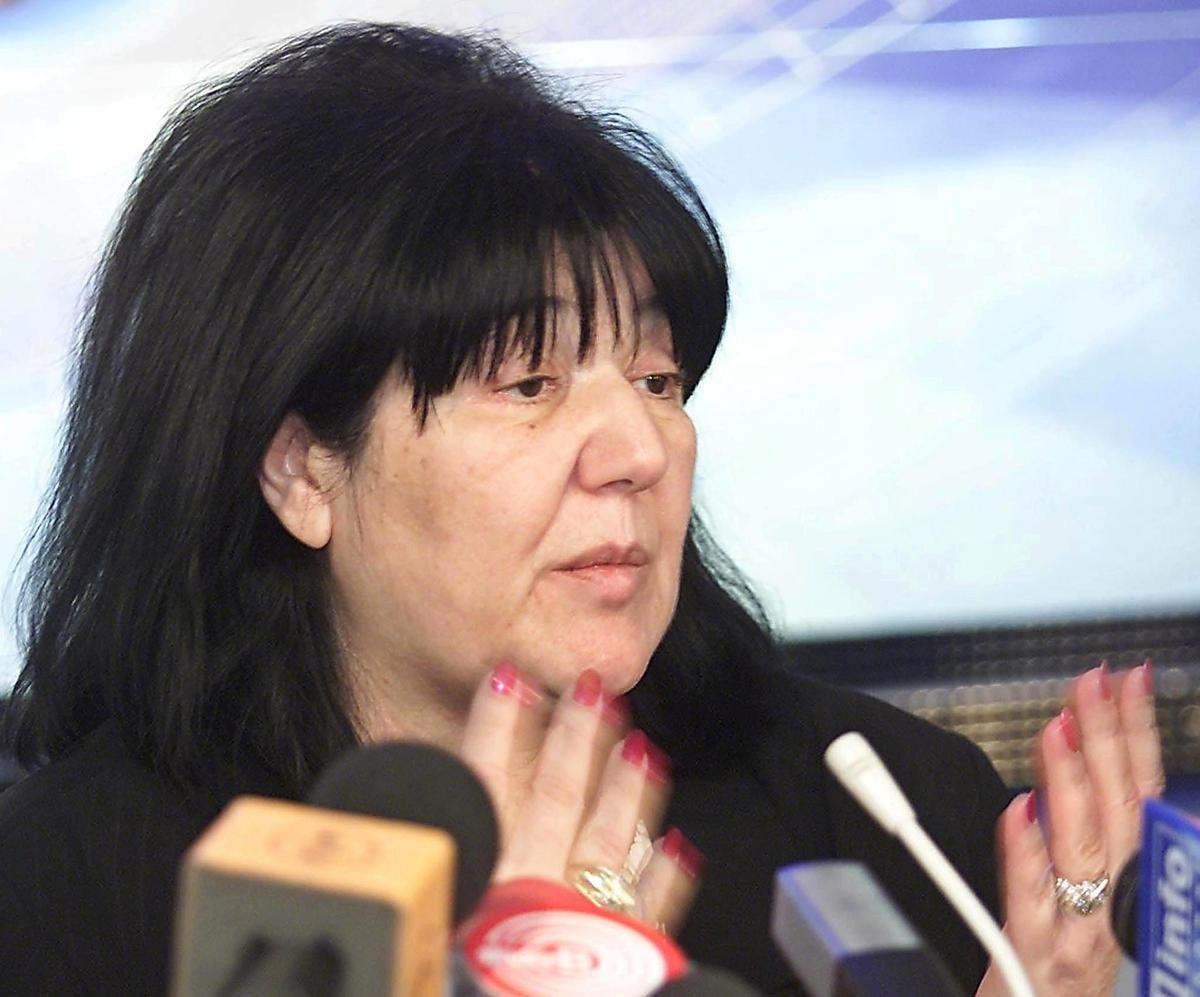Mirjana Markovic, widow of Serbia's late strongman Milosevic, dies aged 76