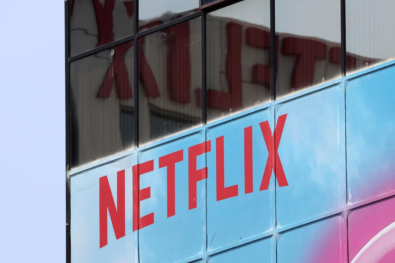 Netflix forecast disappoints as streaming competition looms - Reuters