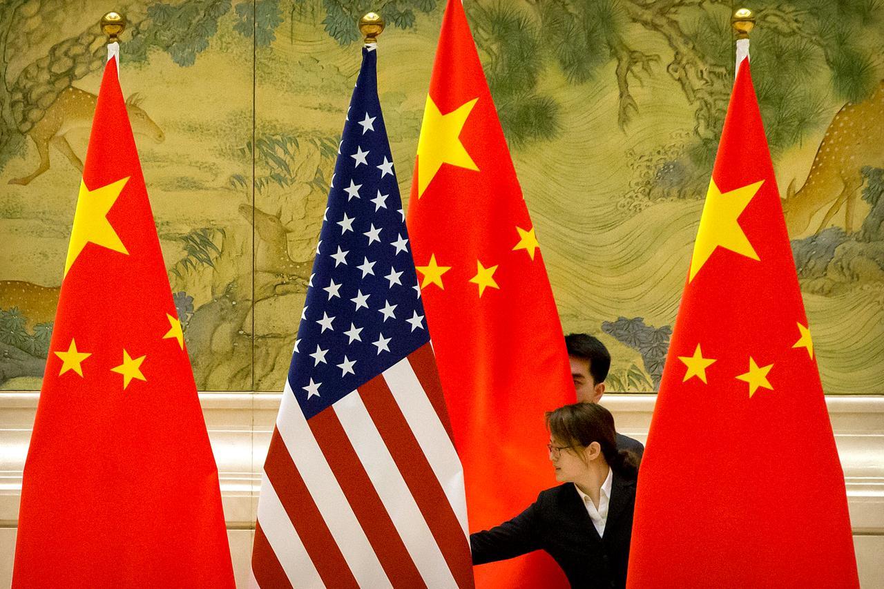 U S  firms no longer 'positive anchor' for Beijing ties
