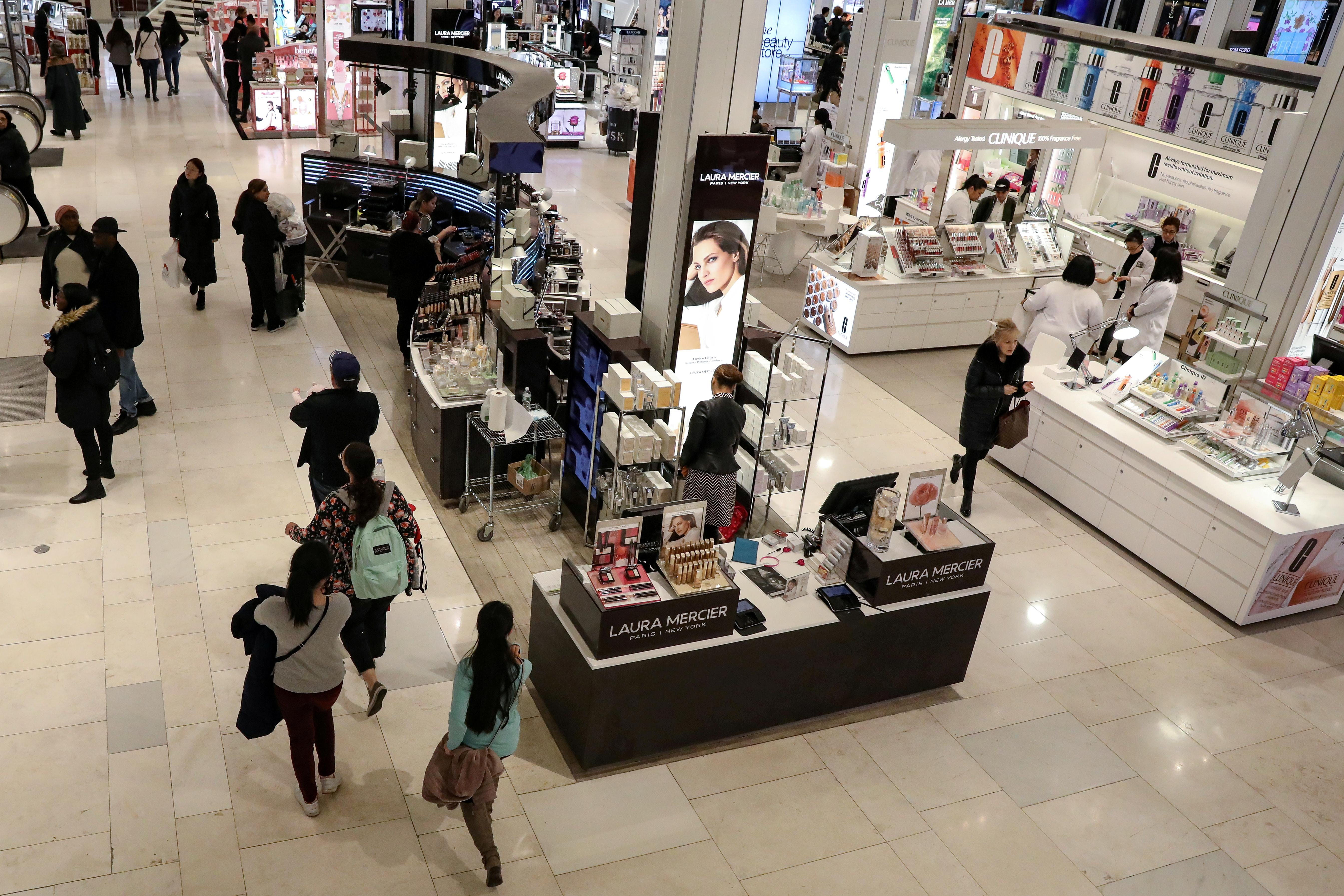 U.S. retail sales post biggest gain in one-and-a-half years in March